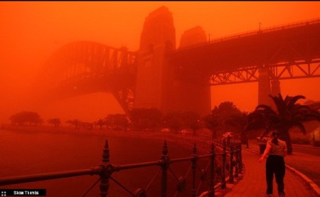 Sydney Harbour Bridge (Kate Geraghty, SMH)