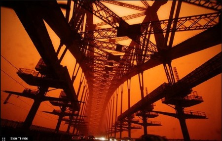 Sydney Harbour Bridge (Chris Button, Sydney Morning Herald)