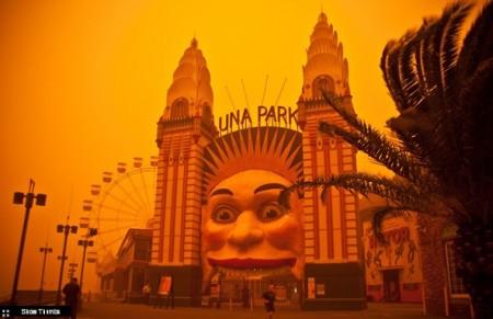 Luna Park (Miro Bzduch, Sydney Morning Herald)