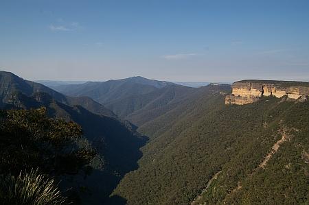 Kanangra Walls, NSW